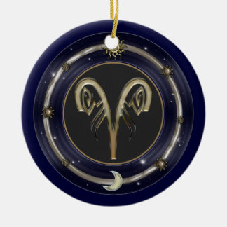 Aries Custom Colour Ornament