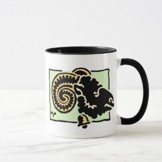 Aries | Cute Fun Cool Design Mug