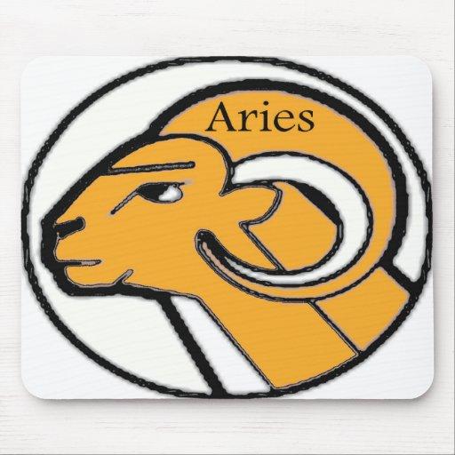 Aries de Mousepad Tapete De Ratones
