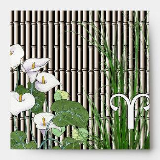 Aries del bambú y del lirio