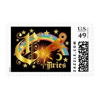 Aries-Design-1-C Postage Stamps