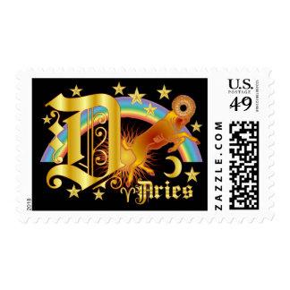 Aries-Design-1-D Postage Stamp