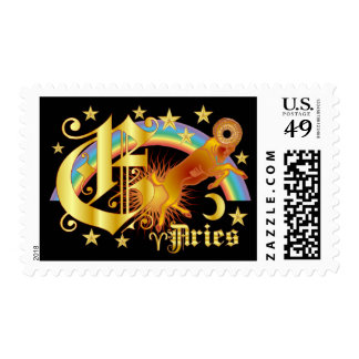 Aries-Design-1-E Stamps