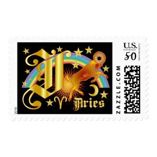 Aries-Design Font-2-I Postage