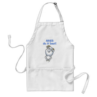 ARIES, do it best! Adult Apron