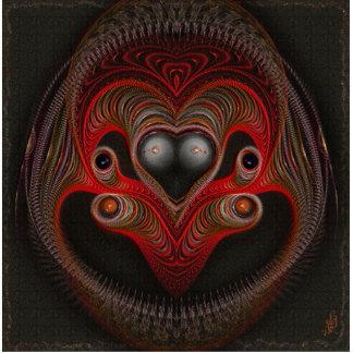 Aries el arte abstracto del espolón
