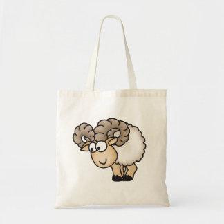 Aries - espolón - ovejas bolsas de mano