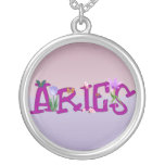 Aries Flowers Pendant