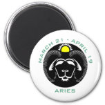 Aries Gifts and T-shirt Magnets
