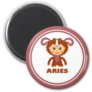 Aries is my Zodiac Sign Magnet