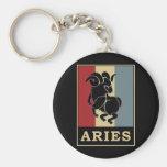 Aries Key Chains