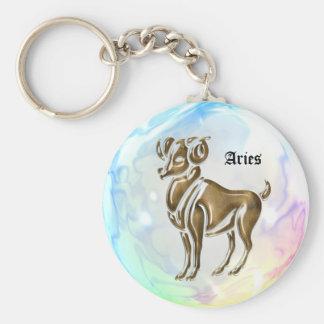 Aries Keychain