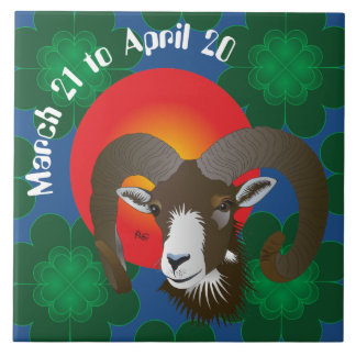 Aries March 21 tons of April 20 Tile
