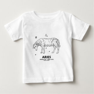 Aries (March 21st - April 19th) T Shirt
