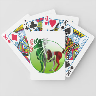 ARIES MEXICO HOROSCOPES PRODUCTS BICYCLE POKER CARDS