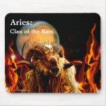 Aries mousepad