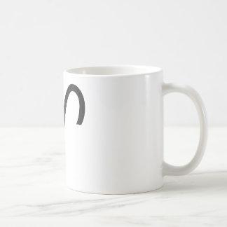 Aries Classic White Coffee Mug