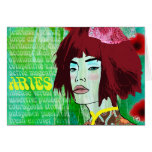 Aries notecards greeting card