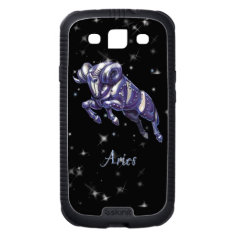Aries Phone Case Galaxy SIII Covers