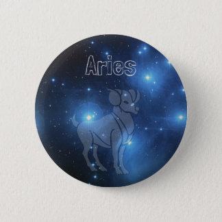 Aries Pinback Button