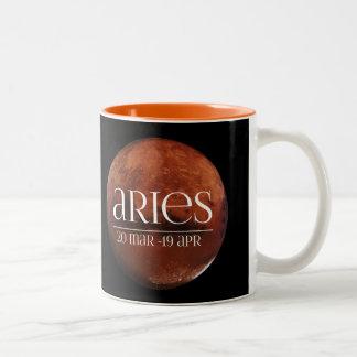 Aries Planet Mug (Mars)