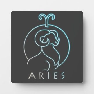 Aries Plaque