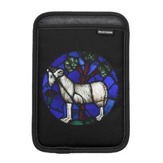 Aries Ram Year - Stained Glass - Rickshaw Sleeve