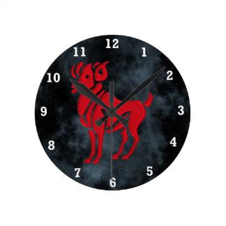 Aries Reloj