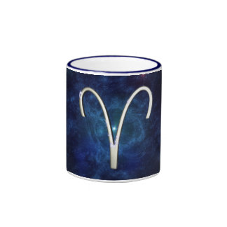 Aries Ringer Mug
