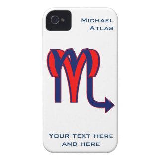 Aries & Scorpio iPhone 4 Case-Mate Cases