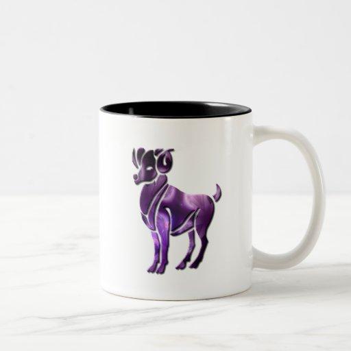 Aries Sign Coffee Mug