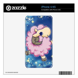 Aries iPhone 4 Decals