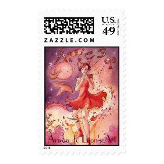 Aries Stamp