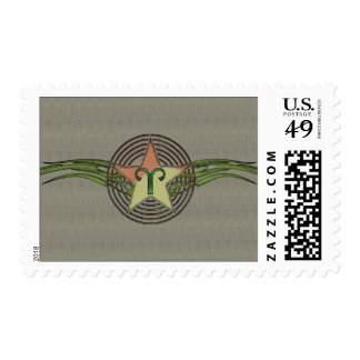 Aries Star Postage