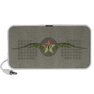 Aries Star Portable Speakers