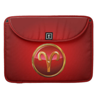 Aries Symbol Sleeve For MacBook Pro