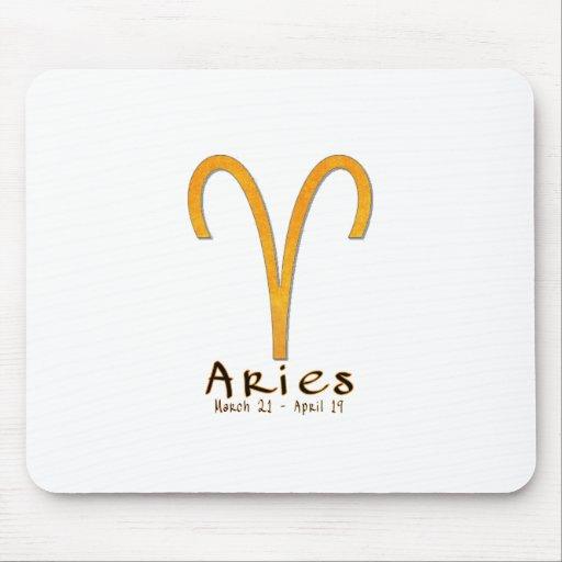 Aries Alfombrillas De Ratón