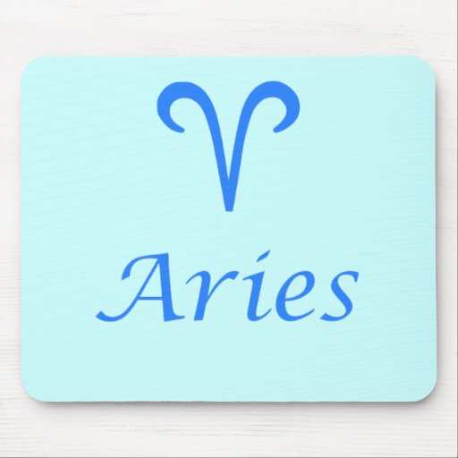 Aries Tapetes De Ratón