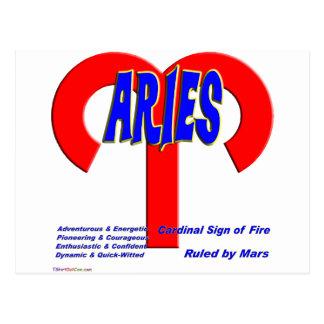 Aries Tarjetas Postales