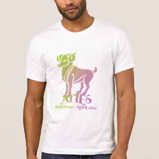 Aries the Ram Astrology Zodiac Sign d3 T-Shirt