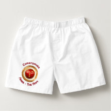 Aries - The Ram Constellation Boxers