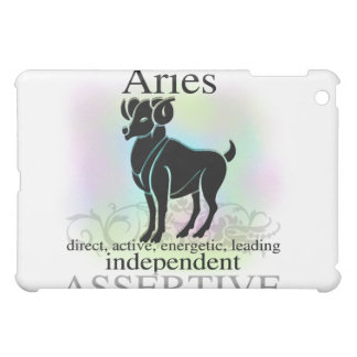 Aries the Ram Horoscope Sign  Cover For The iPad Mini