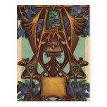 Aries the Ram - Zodiac Postcards
