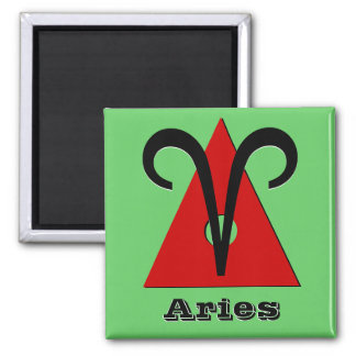 Aries - Three Aspects of Fire Magnet