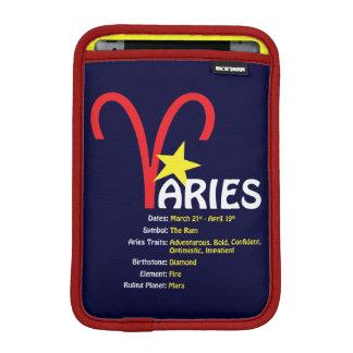 Aries Traits iPad Case