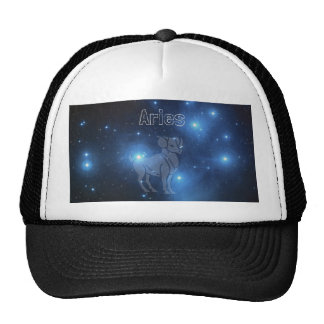 Aries Trucker Hat