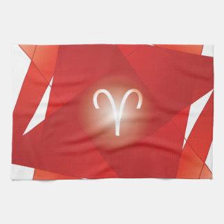 ARIES-YANTRA HAND TOWEL