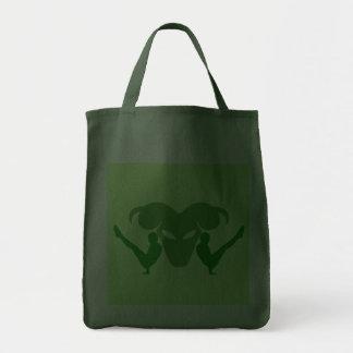 Aries - Yoga Tote Bags