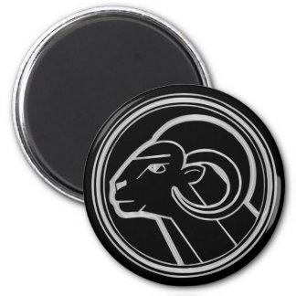 Aries Zodiac Astrology Magnet