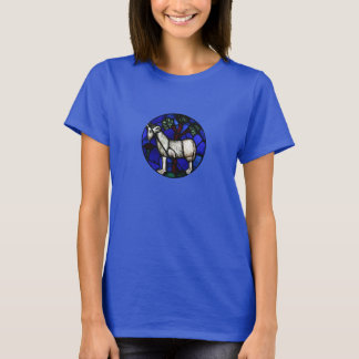 Aries Zodiac Chinese Ram Year Women Tee